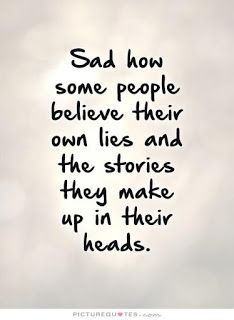 Some People Believe Their Own Lies sad sad quotes liar quotes fake people fake people quotes quotes about being fake fake people quotes and sayings True Quotes, Great Quotes, Quotes To Live By, Funny Quotes, Inspirational Quotes, Lying Quotes, Quotes On Lies, Being Fake Quotes, Quotes About Lying