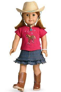 American Girl doll :)