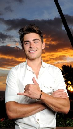 Zac Efron smile