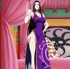 One Piece - Boa Hancock One Piece Manga, Nami One Piece, One Piece Dress, Susanoo, One Piece Images, Babe, 0ne Piece, Nico Robin, Anime One