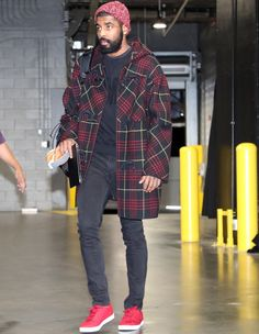 Nba Fashion, Fashion Tips, Style Ideas, Style Inspiration, Closet Tour, Blueberry Jam, Winter Fits, Stylish Mens Outfits, Kyrie Irving