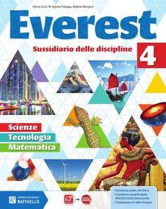 Everest 5 - Antropologico by Gruppo Editoriale Raffaello - issuu Make It Simple, Author, Education, Books, Kids, Cover, Magazines, Platform, Math