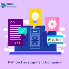 Grow your business and accelerate your sales by leveraging the power of python. Hire the top python development company in the industry and build a cutting edge app for your business. Contact webgen technologies today! #Pythoncoding #django #pythondjango #djangodevelopment #webdevelopment #PythonWebDevelopmentCompany #PythonDevelopmentServices #PythonDevelopment #pythondevelopmentcompany #python #pythondeveloper #pythonprogramming #MachineLearning #ArtificialInteligence Web Development Company, Software Development, D Jango, Business Contact, Python Programming, Machine Learning, Growing Your Business, Blockchain, Apps