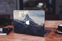 Macbook Decal Mountain Macbook Skin Nature Macbook Pro Decal
