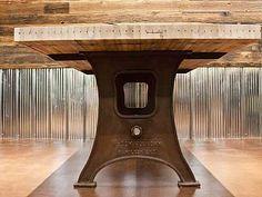 Steel wood furniture hamilton ontario real mccoy 078