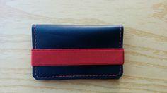 Mens walletcards holdermens leather walletleather by BellyPork