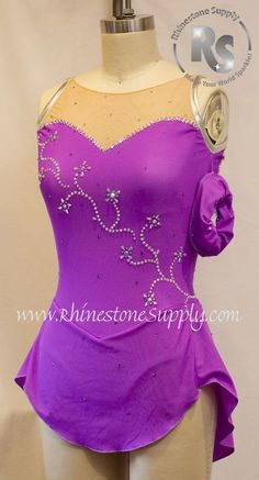Rhinestone Supply & Silver Lining Custom Design Gallery - Design ...