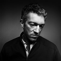 Vincent Cassel (born Vincent Crochon, 1966) - Cesar Award-winning French actor. Photo by Ludovic Careme