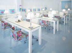 beautiful nail salon