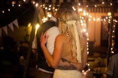 Rhys & Kelly's Durban Beach Wedding Simple Veil, Laid Back Wedding, Wedding Decorations, Wedding Ideas, Wedding Stuff, Beach Wedding Photos, Kelly S, Hair Piece, Real Weddings