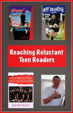 Reaching Reluctant Teen Readers - The Book Chook