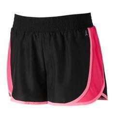 Kohl's Cares® Tek Gear® Colorblock Running Shorts - Women's #KohlsCares