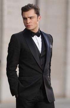 Chuck Bass. Pretty damn fly for a white guy.
