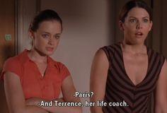 Gilmore Girls - Lorelai and Rory