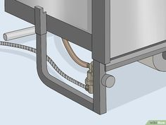 How to Install a Built In Dishwasher. A built-in dishwasher is made to fit seamlessly beneath your kitchen countertop and between your lower cabinets. Installing one is a manageable DIY job, but you'll need to carefully make the needed. Built In Dishwasher, Low Cabinet, Water Supply, Kitchen Countertops, Building, Buildings, Construction, Architectural Engineering, Tile Kitchen Countertops