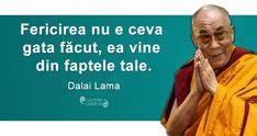 Citat Dalai Lama Dalai Lama, Inspirational Quotes, Life Coach Quotes, Inspring Quotes, Inspiration Quotes, Inspiring Quotes, Inspire Quotes