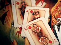 Released! Playing cards deck  by Nemanja Jovanovic Fracturize
