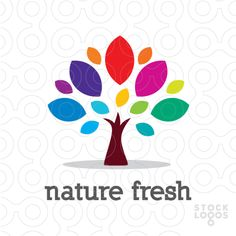 fresh from the nature logos
