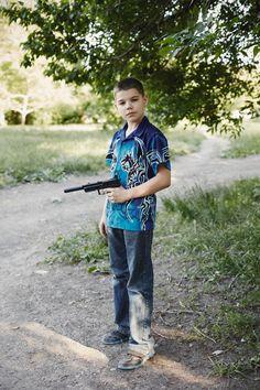 © Christopher Nunn, Donetsk in May 2014
