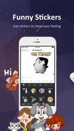 GO Keyboard - Emojis with Cool Themes on the App Store