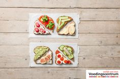 Wat is gezond en lekker broodbeleg?   Voedingscentrum