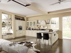 CUCINA COMPONIBILE IN ROVERE - ONTARIO - STOSA CUCINE | Home Ideas ...