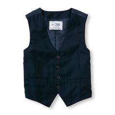 Boys Dressy Vest   The Children's Place