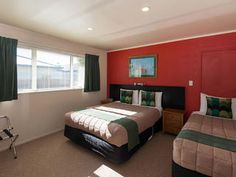 Large Family Suite with Massage Shower/Spa - Rotorua Accommodation