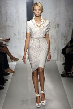 Donna Karan Collection Spring/Summer 2010 Ready-To-Wear Collection   British Vogue