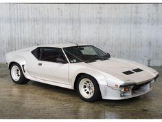1982 De Tomaso Pantera GT5 | Duemila Ruote 2016 | RM Sotheby's