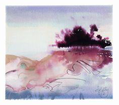 Dream, digital overlay print by Gretchen Kelly by gretchenkellystudio on Etsy