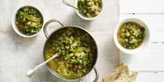 Easy, healthy and dirt-cheap. What's not to love about our one-pot green minestrone soup?