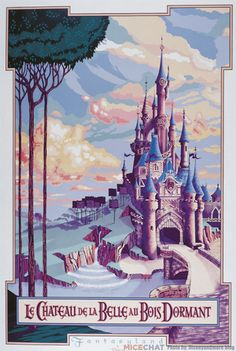 """Disneyland Paris (originally known as Euro Disney Resort and later Euro Disneyland) is almost 21 years old. The park features a version of Sleeping Beauty's castle that Alain Littaye of the Disney and more blog claims is the most """"fairy tale"""" of all the Disney park castles."""