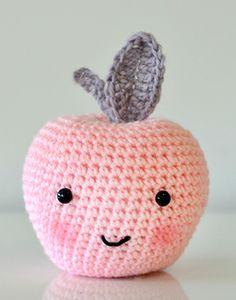 An apple a day... ;-) A free pattern by Down Grapevine Lane.