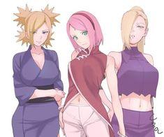 Anime Naruto, Echii Anime, Sakura Uchiha, Naruto Shippuden Sasuke, Naruto And Hinata, Naruto Girls, Naruto Art, Sarada E Boruto, Shikatema