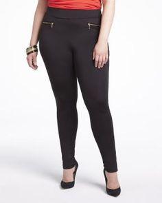 scuba legging | Shop Online at Addition Elle #AdditionElleOntheRoad
