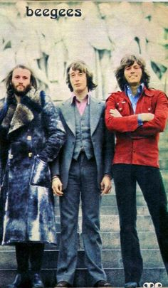 Bee Gees were a musical group founded in 1958. The group's line-up consisted of brothers Barry, Robin, and Maurice Gibb. The trio were successful for most of their decades of recording music, but they had two distinct periods of exceptional success: as a pop act in the late 1960s/early 1970s, and as prominent performers of the disco music era in the late 1970s.