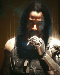 Cyberpunk Games, Arte Cyberpunk, Cyberpunk 2077, Keanu Charles Reeves, Keanu Reeves, Cyberpunk Aesthetic, Ex Machina, Shadowrun, Fandoms