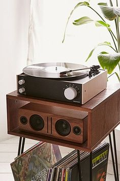 Shop Crosley Switch Wireless Vinyl Record Player at Urban Outfitters today.