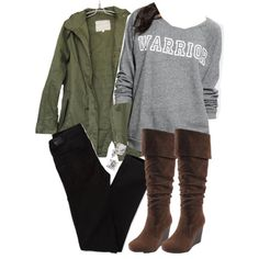 """""""Allison Inspired Outfit"""" by veterization on Polyvore"""