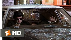 Mall Chase - The Blues Brothers (2/9) Movie CLIP (1980) HD