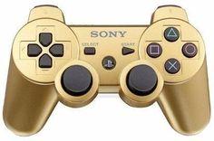 Sony PlayStation 3 DualShock 3 wireless controller - Metallic Gold