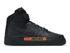 68fa24be24226 Nike Wmns Air Force 1 High 08 LE - Chaussure Nike Montante Pas Cher Pour  Femme