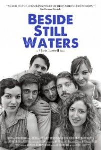 Chris Lowell (Veronica Mars) makes his directorial debut with BESIDE STILL WATERS - releasing Fri. Nov. 14th.