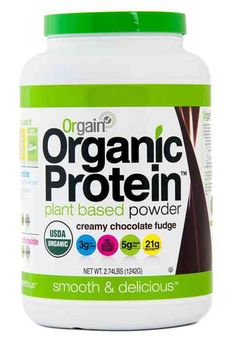 """Orgain Organic Protein Powder is a revolutionary new product that is being hailed as the """"best tasting and smoothest"""" protein powder on the market."""