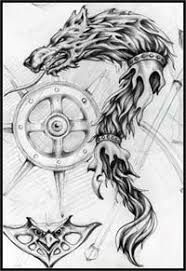 Mythology, Pin Up, Tattoo Designs, Wolf, Lion Sculpture, Ink, Romania, Roots, Artworks