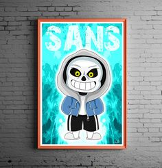 Sans by MarcoFabro on Etsy