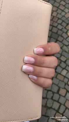 #natural #nails #design #gelnägel