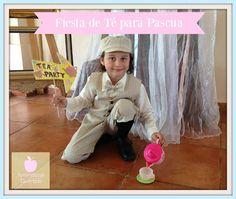 Fiesta de té para Pascua | Aprendizaje Divertido