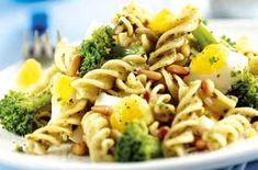 Fusilli with egg and broccoli | Pasta recipes | Egg recipes recipe - goodtoknow